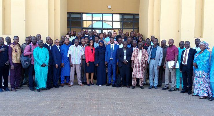 Conférence internationale de sensibilisation sur l'assurance qualité dans l'enseignement supérieur (Bamako, 18-19 décembre 2019)