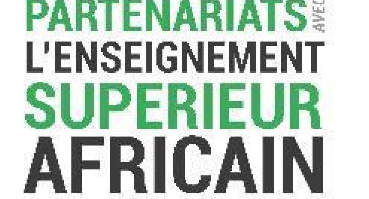 Lancement du programme Partenariats avec l'enseignement supérieur africain