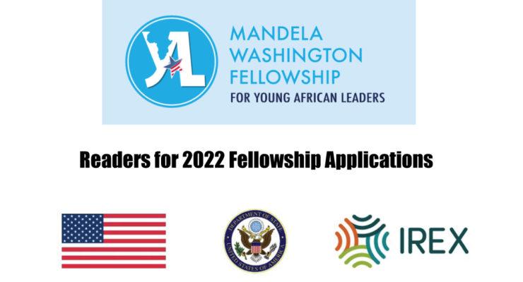 Programme Mandela Washington Fellowship 2022 (A la Recherche de 700 Leaders)